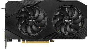Видеокарта Asus GeForce RTX 2060 [DUAL-RTX2060-O6G-EVO] DUAL EVO 6 Гб