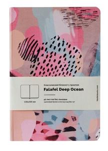 Блокнот А5 Deep ocean Falafel books