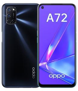 Смартфон OPPO A72 128 Гб черный
