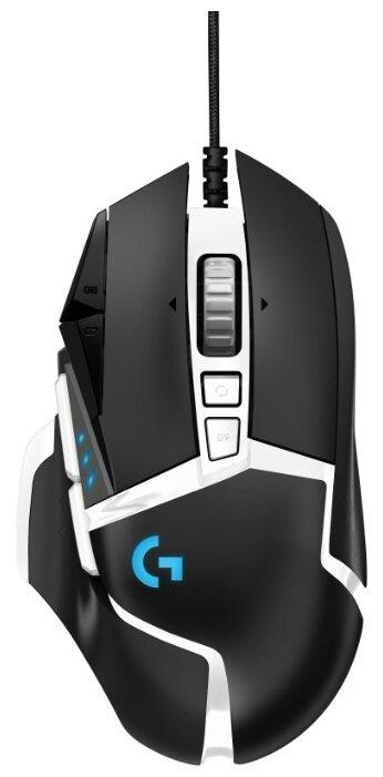 Мышь проводная Logitech G502 SE HERO черный