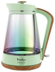 Чайник электрический TESLER KT-1750 зеленый