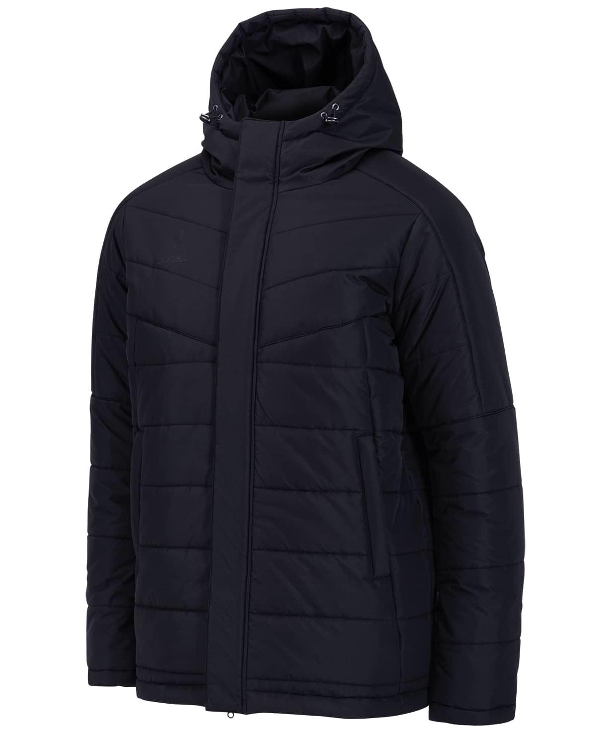 Куртка утепленная детская CAMP Padded Jacket, черный