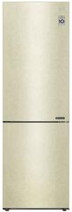 Холодильник LG GA-B459CECL бежевый