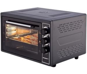 Мини-печь Kraft KF-MO 3800 BL черный