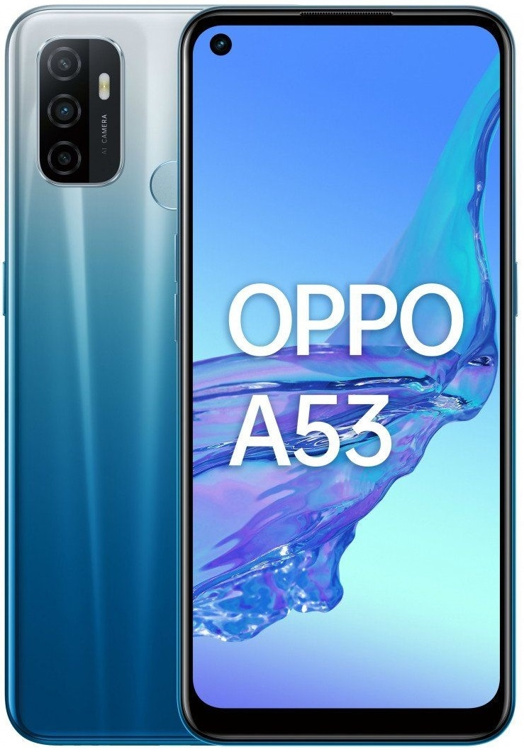 Смартфон OPPO A53 64 Гб голубой