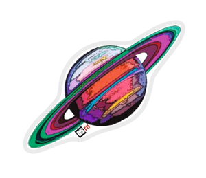 Saturn Holographic