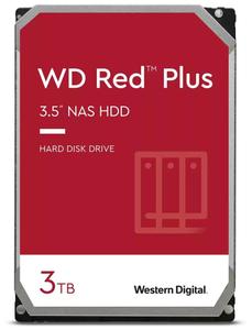 Жесткий диск Western Digital Red Plus [WD30EFZX] 3 ТБ