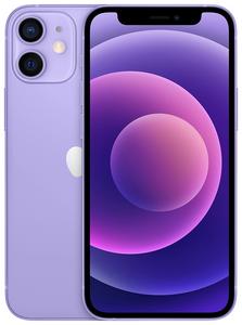 Смартфон Apple iPhone 12 mini (MJQF3RU/A) 64 Гб фиолетовый