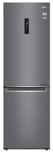 Холодильник LG GA-B459SLKL серый