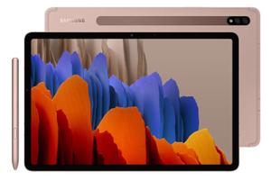 "Планшет Samsung Galaxy Tab S7 11"" 128 Гб бронзовый"