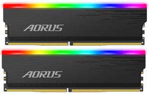 Оперативная память GIGABYTE AORUS RGB [GP-ARS16G44] 16 Гб DDR4