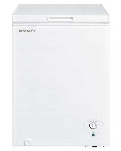 Морозильный ларь Kraft 102QX белый