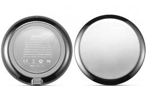 Беспроводное ЗУ Remax RP-W11 серебристый