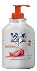Мыло жидкое Садовый персик 500мл La Petit Marseillais