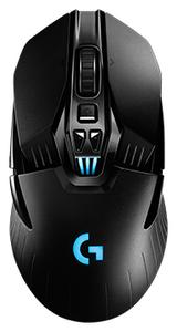 Мышь беспроводная Logitech G903 черный