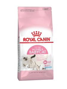 Royal Canin Mother & Babycat 0.4 кг для котят до 4 месяцев, беременных и кормящих кошек