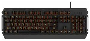 Клавиатура проводная HIPER GK-5 PALADIN черный