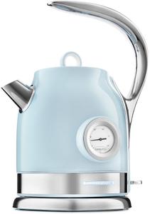 Чайник электрический Kitfort КТ-694-2 голубой