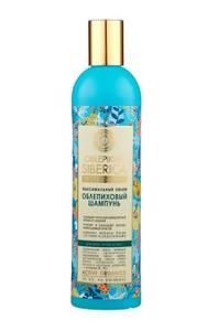 Облепиховый шампунь для всех типов волос 400 мл Natura Siberica
