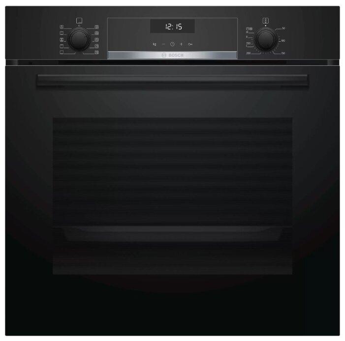 Духовой шкаф Bosch HBG537EB0R черный