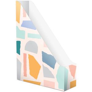 """Накопитель-лоток вертикальный MESHU """"Pastel colors"""", 75мм, микрогофрокартон, 2 шт. в уп."""