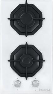 Газовая варочная панель MAUNFELD EGHG.32.2CW/G белый