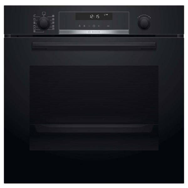 Духовой шкаф Bosch HBG538EB6R черный