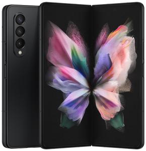 Смартфон Samsung Galaxy Z Fold 3 256 Гб черный