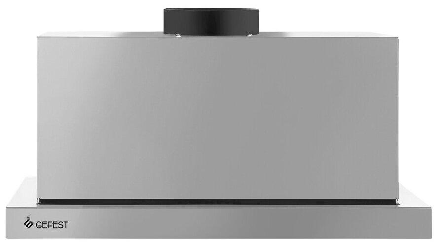 Вытяжка встраиваемая GEFEST ВО 4501 К6 серебристый