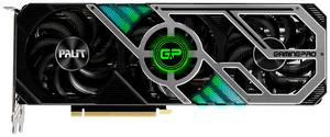 Видеокарта Palit GeForce RTX 3070 Ti GamingPro LHR 8 Гб