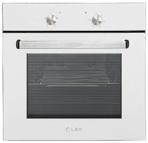 Духовой шкаф LEX EDM 040 WH белый