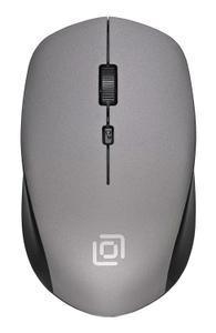 Мышь беспроводная Oklick 565MW серый