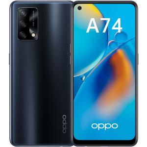 Смартфон OPPO A74 128 Гб черный