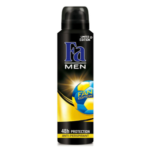 Дезодорант-антиперспирант мужской Fan Edition 150мл FA