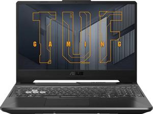 Ноутбук игровой Asus TUF FX506HCB (90NR0723-M04800) серый