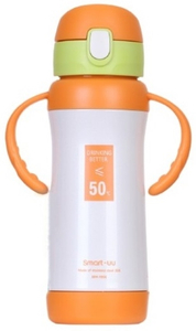 Термокружка UZSPACE Smart-UU 300 ml (213-334) оранжевый