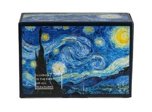 Коробка‒пенал «Ван Гог», 22 × 15 × 10 см 4940698