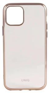 Чехол Uniq для iPhone 11 Glacier Glitz Gold