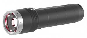 Фонарь ручной Led Lenser MT10 черный лам.:светодиод. 1000lx CR18650x1 (500843)