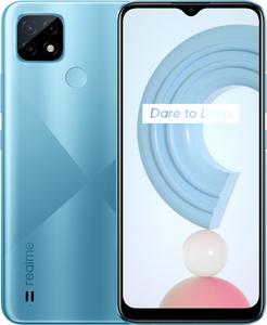 Смартфон Realme C21 64 Гб голубой