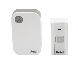 Звонок электронный UDB-091W-R1T1-36S-WH  220В