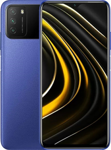 Смартфон POCO M3 128 Гб синий