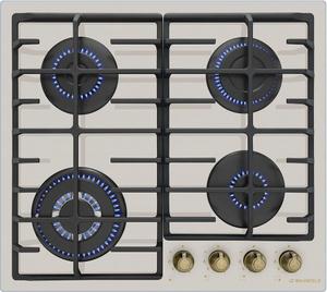 Газовая варочная панель MAUNFELD EGHG.64.63CBG.R/G бежевый