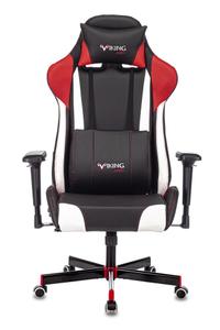 Кресло игровое Бюрократ Zombie VIKING TANK красный