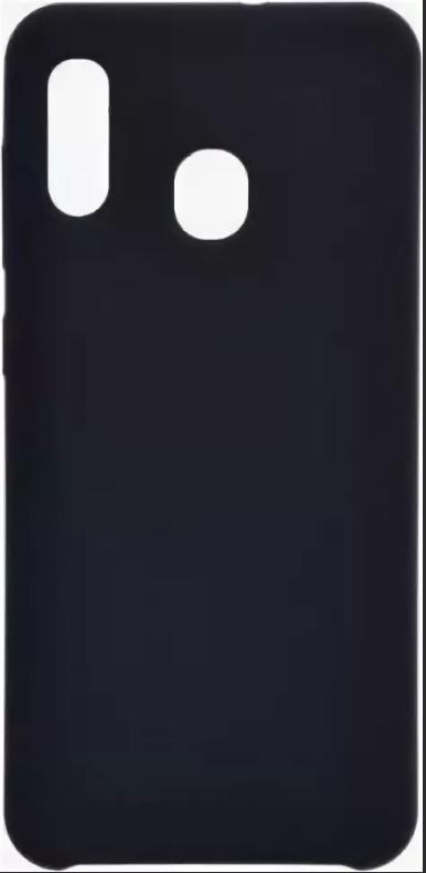 Накладка силиконовая Vespa для Samsung Galaxy A20/ A30 (Black)