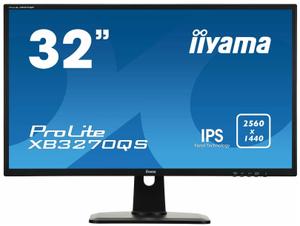 """Монитор Iiyama ProLite [XB3270QS-B1] 31,5"""" черный"""