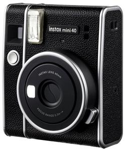Фотоаппарат Fujifilm Instax MINI 40 черный
