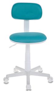 Кресло детское Бюрократ CH-W201NX бирюзовый