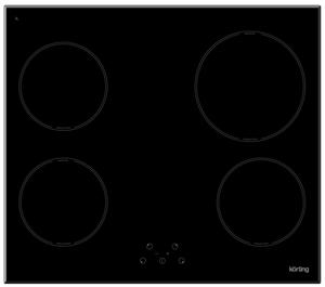 Индукционная варочная поверхность Korting HI 64021 B черный
