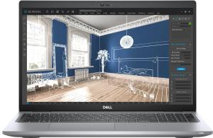 Ноутбук DELL Precision 3560 (3560-4500) серый